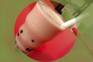 Bubble Tea preparado en OQ Miltea Bar (Usera, Madrid)