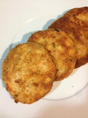 recetas hamburguesas de pescado para niños
