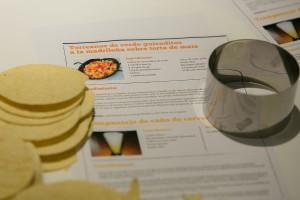 Recetas para ser un top chef