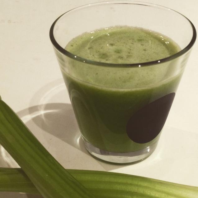 ingredientes zumo detox verde