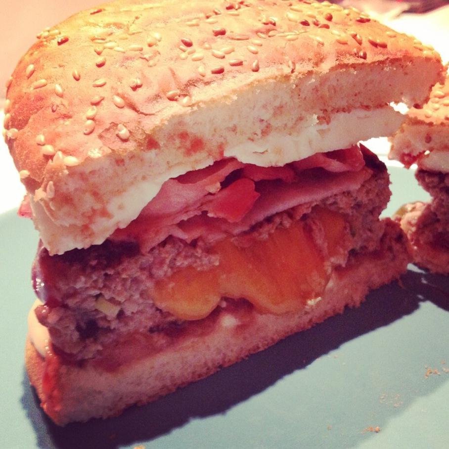 Recetas de hamburguesas americanas - Hamburguesas vegetarianas caseras ...