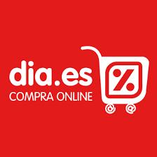 Logo Supermercados Dia