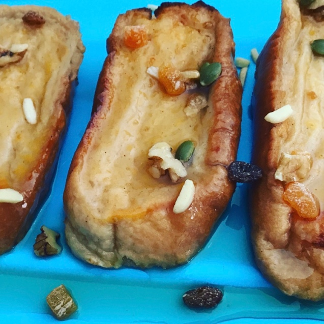 recetas torrijas pan caseras